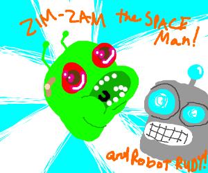 Invader Zim The Lost Episode (hotdiggetydemon)