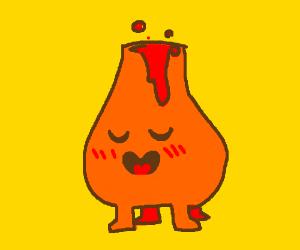 Vulkin (undertale monster no one talks about)