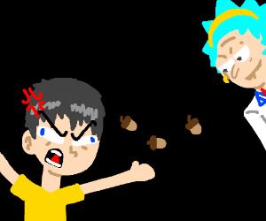 I Hate Sailor Rick! He Drives me nut