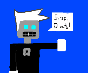 Robot danny phantom