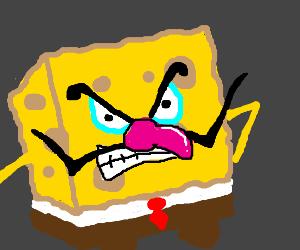 waluigi and spongebob had a child