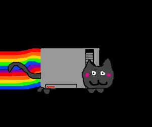 NES Nyan Cat