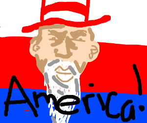 American father