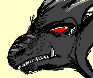 My boyfriend is a dragon?