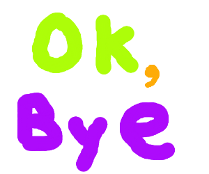 im quiting drawception for a while