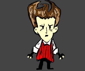 Wilson from Don't Starve
