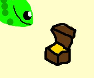 Froggy lika da booty
