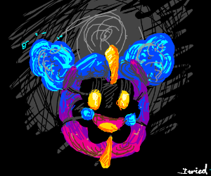 FNAF Sister Location but Cosmog is Baby