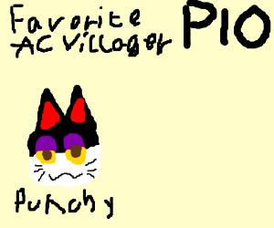 Favorite AC villager PIO (TAKE 2)