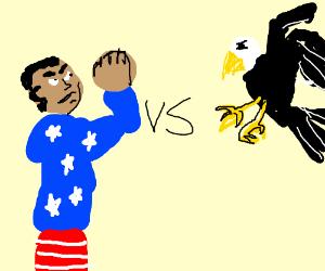 American Patriot VS Eagle