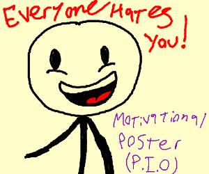 Motivational Poster PIO