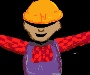 Our lord and savior Bob the builder