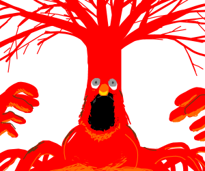 ELMO TREE IS GOD