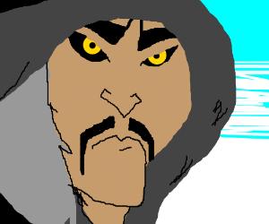 the villain from mulan