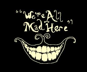 We're all maaaaaaaaaaaaaaaaad around here.,.,.