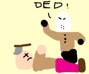 Really dead men
