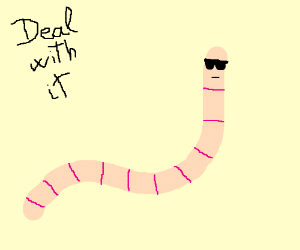 Cool worm