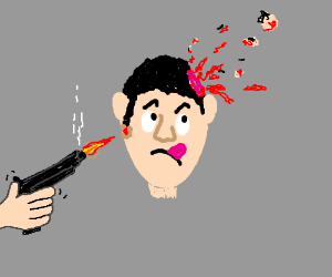 Billy got shot
