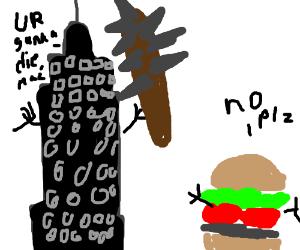The Empire Strikes Big Mac