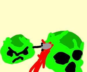 Cabbage Homicide