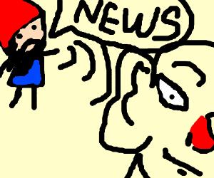 I heard the news today