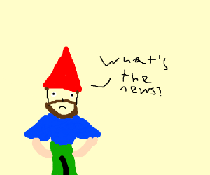 real gnome keemstar wants to know the news