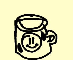 Done coffee mug