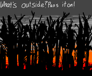 What's outside? (PIO)