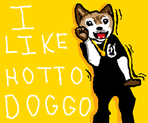 I Like Hotto Doggo