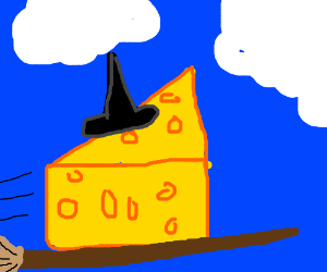 The Cheese Witch