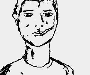 Detailed Smoker Sketch