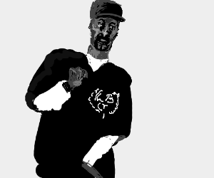 Snoop Dogg drops it like it's hot