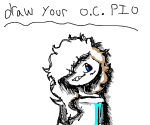 draw your o.c. pio