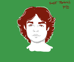 Do a self-portrait! [Please Pass it on!]