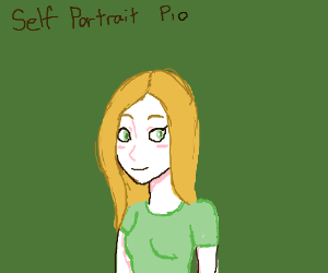 Self Portrait PIO