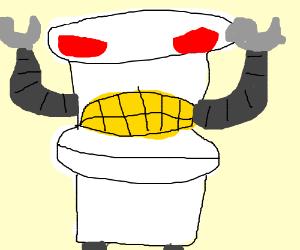 Robo tiolet