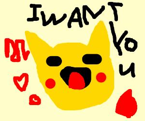 Pilachu loves you!
