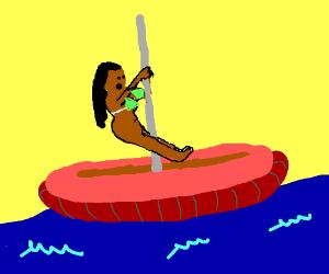Sexy Raft Trip PIO