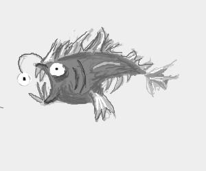 Zombie Fishy