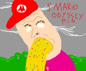 Mario odyssey, p.i.o