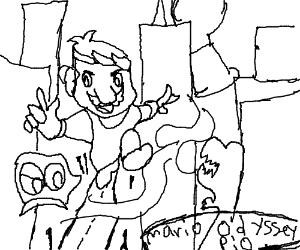 Pauline (Super Mario Odyssey PIO)