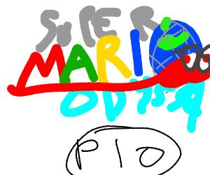 Super Mario Odyssey PIO