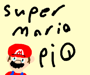 Super Mario PIO