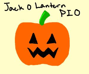 Jack O Lantern PIO