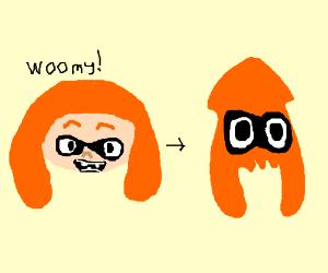 Kid to squid