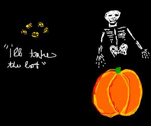 i bought halloween