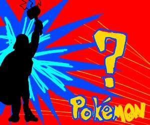 Who's That Pokemon?! It's Thor!