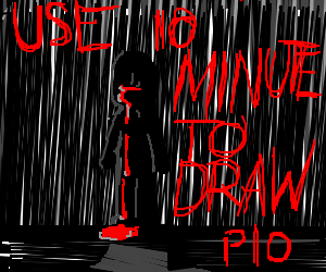 Use 10 minutes to draw PIO