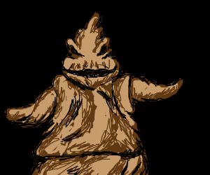 Oogie Boogie (Awesome drawing!!)
