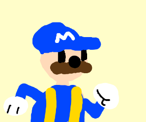 Marionic the plumber